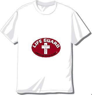 Life Guard 24/7 T-shirt Available in 3 colors
