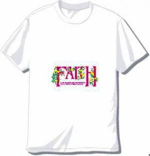 Faith is the Assurance T-shirt Available in 3 colors