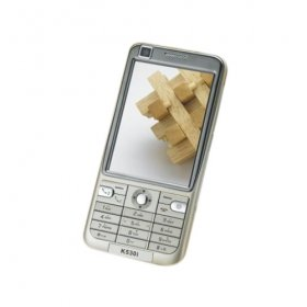 Dual SIM Card K530i Cell Phone with Dual Bluetooth