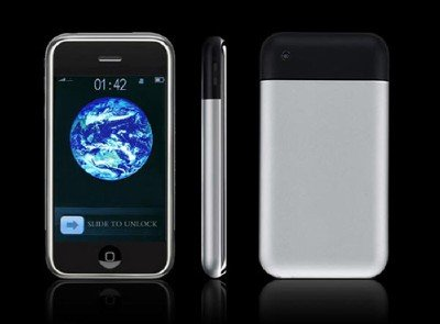Unlocked i68+ quad-Band Cell Phone PDA JAVA i68 w/ 256mb SD Card