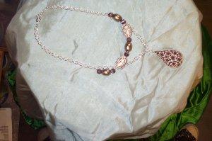 Elven Drop Starry Night Necklace