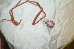 Elven Globe Renaissance Medieval Stone Necklace