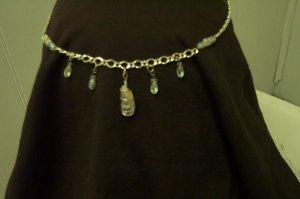 Quartz Crystal Fairy Elven Circlet Renaissance Celtic Medieval