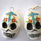 CROSS CALAVERA EARINGS