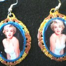 MARILYN MONROE EARINGS