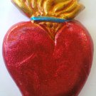 RED SACRED HEART