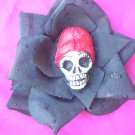red head Catrina Black flower