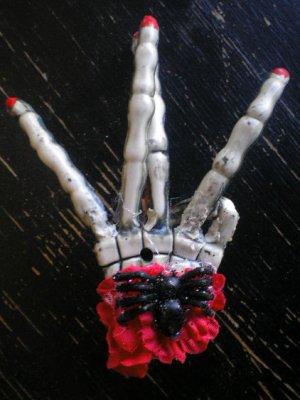 West Side Skeleton Hand