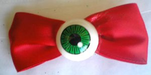 Red Bow / Eyeball