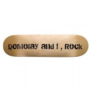 DeMolay Skateboard