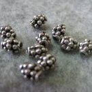 Bali Beads, 4mmx5mm, 10pcs