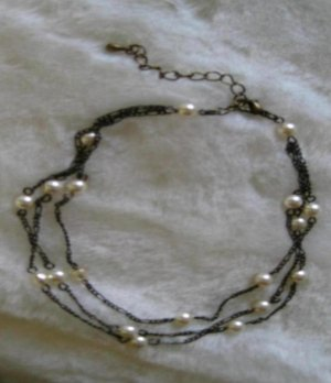 Pearly Romantica ~ Anklet