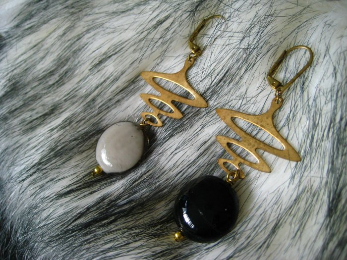 Othello ~ Earrings