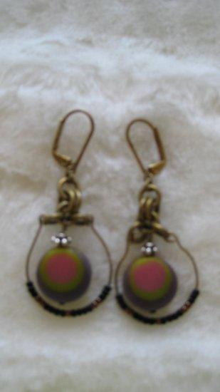 Art Deco Indie ~ Earrings