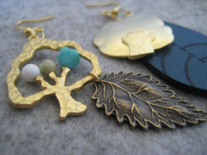 Forest ~ Earrings