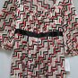 NWT John Paul Richard Zig Zag Top - 1X - Retails $54.00