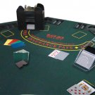 6 Deck Professional Blackjack Combo Kit - All Assessories Included