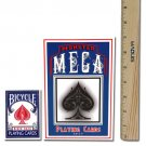 "Jumbo Oversize Carnival Gimmick Playing Cards 4.5""x7"""