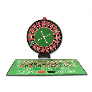 """24"""" Deluxe Roulette Wheel - Prize Wheel Carnival Money Wheel"""