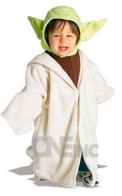 EZ-On Romper Star Wars Yoda - Newborn Size 0-9 months