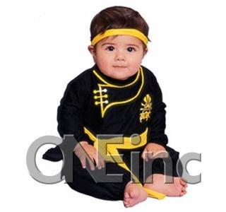 Karate Ninja - Infant 6-12 months