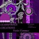 Violet Femmes kit