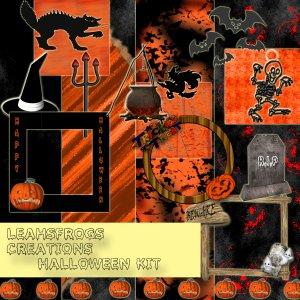 Halloween Kit
