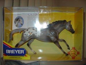 "Breyer Special Run ""NODIN"" New in Box"