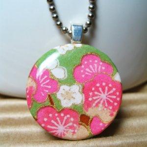 Fushia Plum Blossom
