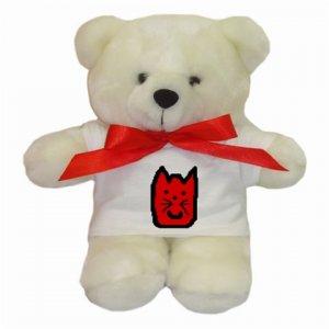 Kitty Teddy Bear