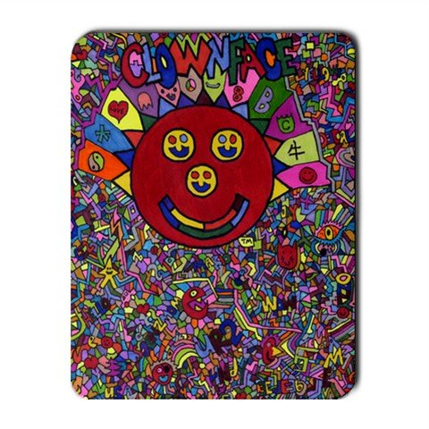 Clownface Unlimted Poster Mousepad Very Neat Design!
