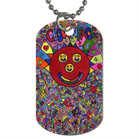 Clownface Unlimted Poster With LOVE Dog Tag (Two Sides)