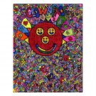 Clownface Unlimted Poster Jigsaw Puzzle (Rectangular) 110 piece