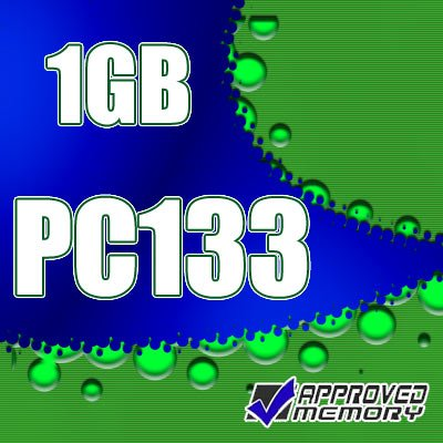 1GB Kit 2X 512MB RAM Memory APPLE POWERBOOK G4 TITANIUM