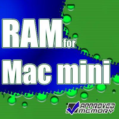 2GB Kit 2x 1GB RAM Memory APPLE MAC MINI INTEL
