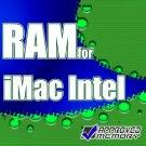 2GB Kit 2x 1GB RAM Memory APPLE iMAC INTEL