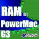 256MB RAM Apple Power Mac G3 450 Blue & White Yosemite M7553LL/A Memory Module
