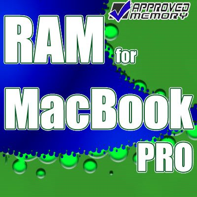 4GB RAM Memory Kit for Apple MacBook Pro 2.6GHz 17-inch Intel Core 2 Duo Memory