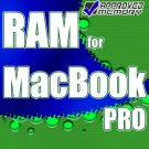 4GB RAM Memory Kit for Apple MacBook Pro 2.4GHz 15-inch Core 2 Duo Memory
