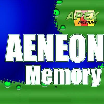 2GB RAM PC2-6400 800MHz DDR2-800 SDRAM SODIMM AENEON Memory Module