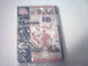 10 Isiah Thomas Basketball Cards.