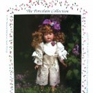 "Molly Jane by the Brook 15"" Doll Clothes Sewing Pattern by Hearts Content Porcelain Collection"