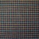 Green & Brown Plaid Double Sided Cotton Homespun Flannel Fabric Fat Quarter FQ