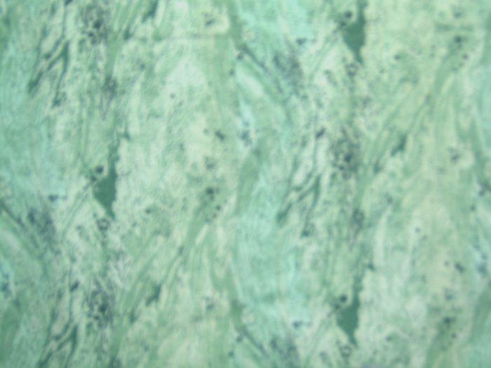 1 3/8+ Yard Sea Green Tonal Cotton Quilt Fabric LAST PIECE!