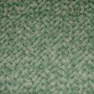 Daisy Kingdom Alabaster Jungle Green Basketweave Fabric Fat Eighth F8 F8th