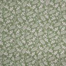 1 7/8 Yard Chanteclaire Classic Blooms Calico Flowers on Green Repro Cotton Quilt Fabric Bolt End