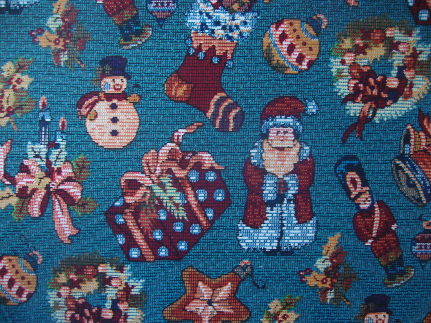 Bolt end peter pan christmas memories tapestry look toss