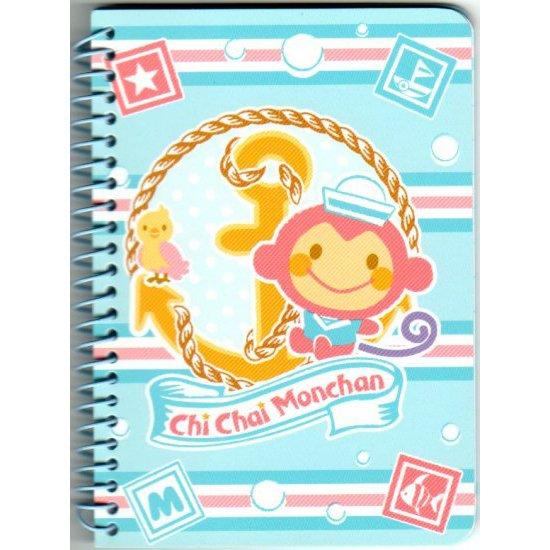 Chi Chai Monchan Sanrio Stationery Memo notepad kawaii