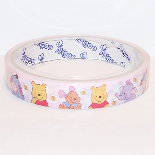 Disney Winnie the Pooh Deco Tape #4