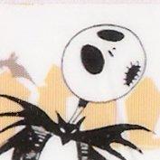 Nightmare Before Christmas x-mas Deco Tape